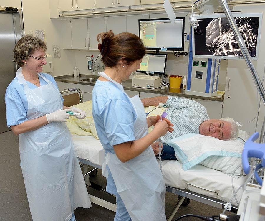Darmspiegelung, Koloskopie > München Klinik